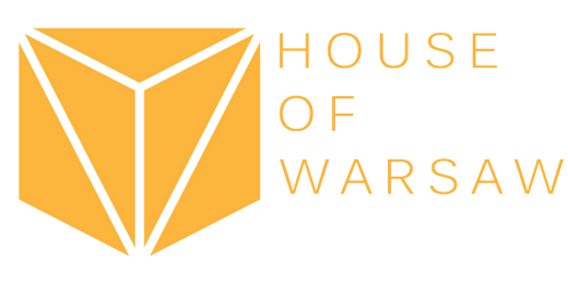house of warsaw - logo