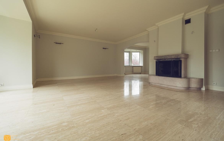 Dom wolnostojący Konstancin-Jeziorna do sprzedaży, działka 1200 m2 - 3