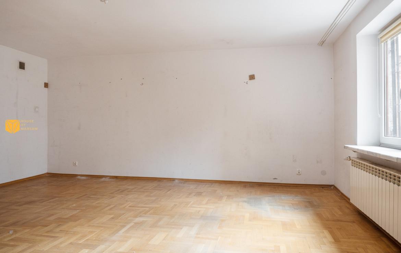 Dom do wynajęcia pod biuro o pow. 220 m2, ul. Libijska, Saska Kępa, Warszawa