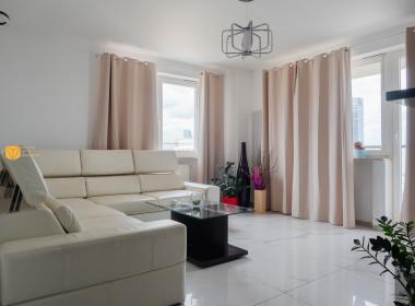 Luksusowy apartament na sprzedaż Sienna Warszawa 4 pokoje